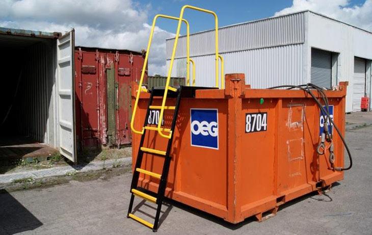Offshore Handling Systems - Basket Access Platform